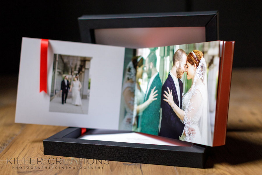 wedding photography Custom Albums Mike Peraino Killer Creations Photography 12