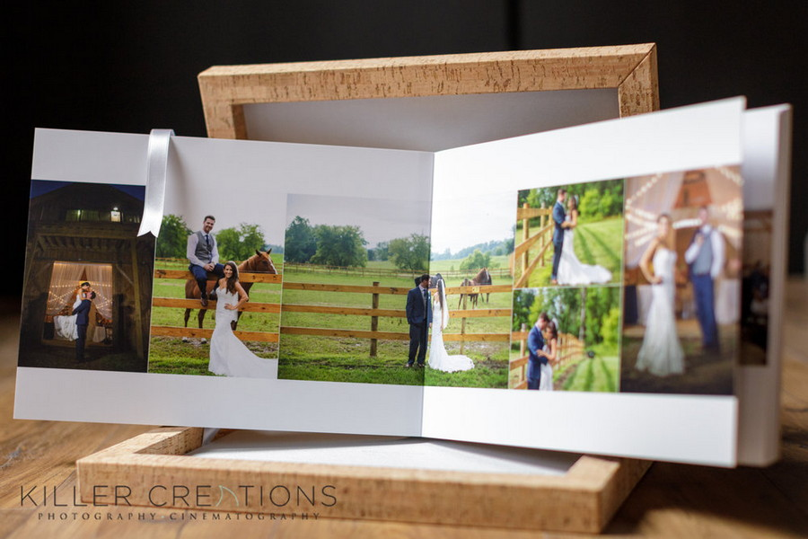 wedding photography Custom Albums Mike Peraino Killer Creations Photography 20