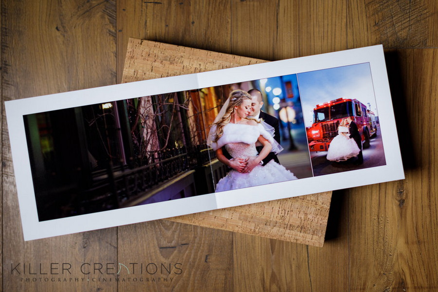 wedding photography Custom Albums Mike Peraino Killer Creations Photography 5 4