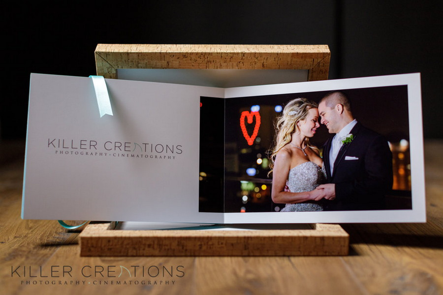wedding photography Custom Albums Mike Peraino Killer Creations Photography 6
